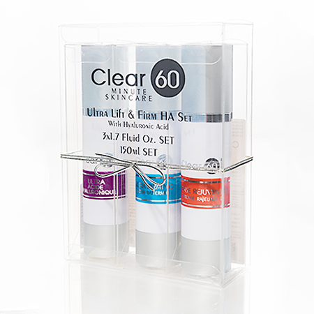 Clear 60 Ultra Lift and Firm Set